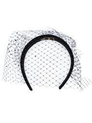 veil hairband Piers Atkinson