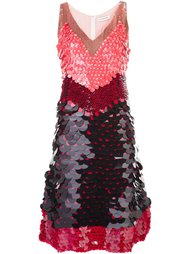 платье с пайетками Altuzarra