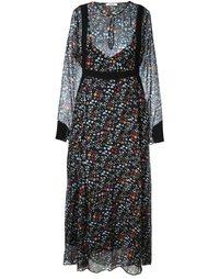 платье 'Romantic Flora'  Dorothee Schumacher