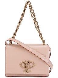 сумка на плечо с цепочной лямкой Emilio Pucci