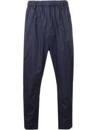 брюки с эластичным поясом Lucio Vanotti