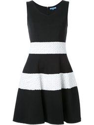 платье А-образного кроя с широкими полосками Guild Prime