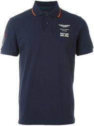 футболка-поло 'Aston Martin Racing Panel'  Hackett