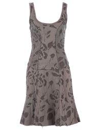 платье с цветочным узором Projet Alabama