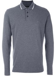 long sleeve polo shirt Z Zegna