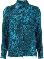 dots print shirt Vanessa Seward