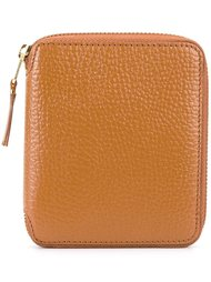 colour inside zip wallet Comme Des Garçons Wallet