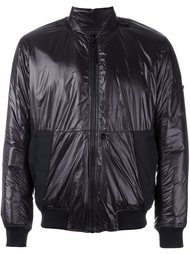 contrast cuffs zipped bomber Stone Island Shadow Project