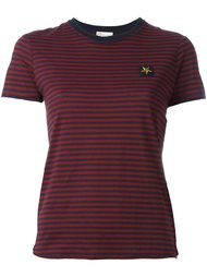 striped T-shirt Red Valentino