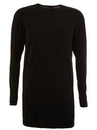 longline longsleeved T-shirt Rick Owens DRKSHDW