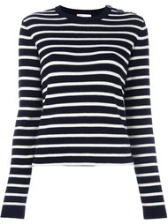striped jumper Red Valentino