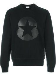 star logo sweatshirt Moncler