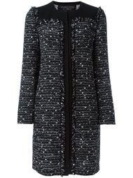 zipped coat Giambattista Valli