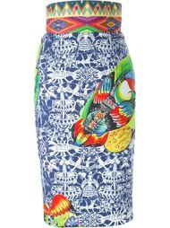 юбка с принтом  Stella Jean