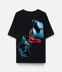 футболка Big Smash Christopher Kane