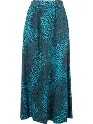 dots print long skirt Vanessa Seward