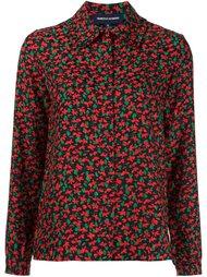 floral pattern shirt Vanessa Seward