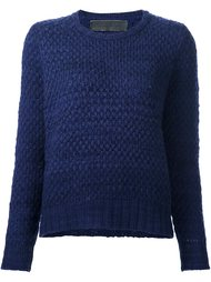 patterned pullover The Elder Statesman