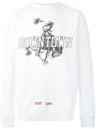 толстовка 'Downtown'  Off-White