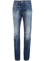 distressed straight jeans Levi's Levi's®