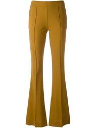 расклешенные брюки Erika Cavallini