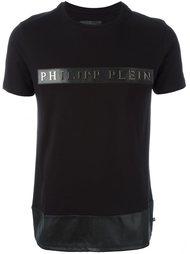 футболка 'Let's Try' Philipp Plein