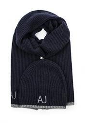 Комплект шапка и шарф Armani Jeans