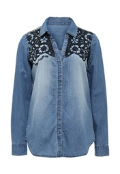 Рубашка джинсовая Desigual