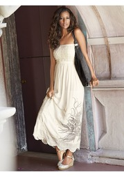 Платье макси Rick Cardona