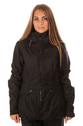 Куртка женская Oakley Foxglove Jacket Jet Black