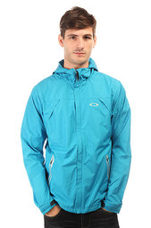 Ветровка Oakley On The Trail Jacket Pacific Blue