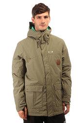 Куртка Oakley Westend Jacket Worn Olive
