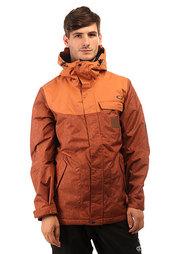 Куртка Oakley Rykkinn Jacket Cinnamon