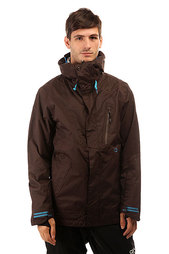 Куртка Oakley Banfield Jacket Dark Sienna