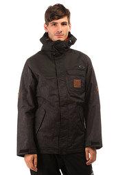 Куртка Oakley Rykkinn Jacket Jet Black
