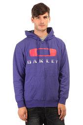 Толстовка классическая Oakley Brackley Square Spectrum Blue