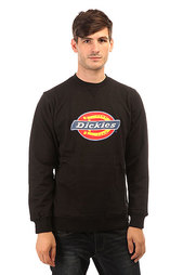 Толстовка свитшот Dickies Harrison Black