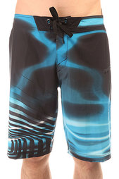 Шорты пляжные Oakley Radioactive Boardshort Fluid Blue