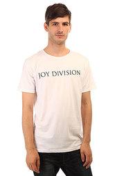 Футболка Quiksilver Joy Div Logo White
