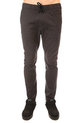 Штаны прямые Quiksilver Fun Days Pant Tarmac