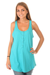 Майка женская Oakley Some Like It Hot Tank Bright Aqua