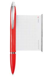 Ручка-шпаргалка 1,5x1,2x14,5 DONKEY