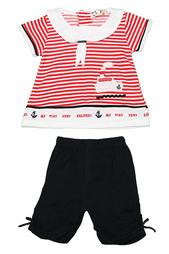 Комплект: футболка и шорты Patano