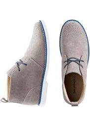 Ботинки (светло-серый/лазурный) Bonprix