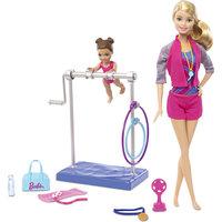 """Игровой набор """"Barbie-гимнастка"""" Mattel"""