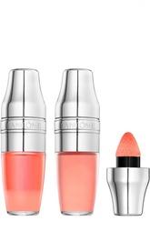 Двухфазный блеск для губ Juicy Shaker, оттенок 142 Freedom of Peach Lancome