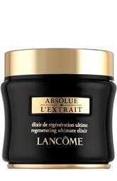 Крем-эликсир для восстановления кожи Absolue LExtrait Lancome
