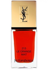 Лак для ногтей La Laque Couture, оттенок 213 YSL