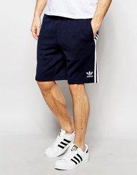 Шорты adidas Originals Superstar AJ6942 - Синий
