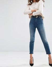 Узкие джинсы в винтажном стиле с завышенной талией ASOS Farleigh